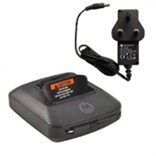 Tri-unit charger for SL4000e