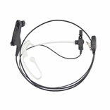 Acoustic Covert headset for DP3661e