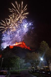 The Radio Communications Story of Edinburgh's Hogmanay