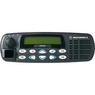 Motorola GM340/360 Mobile Radio