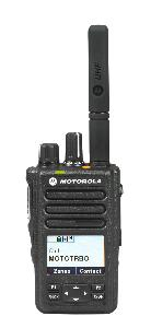 Now available: Motorola DP3661e